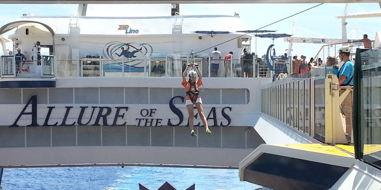 Best Ship for First Timers - Allure of the Seas