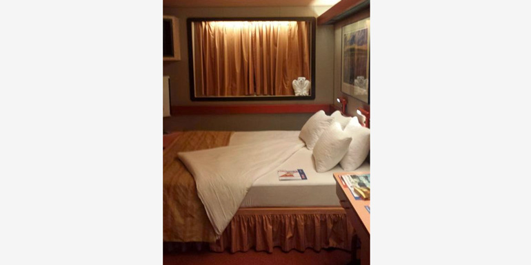 Best Line for Inside Cabins - Carnival Cruise Lines