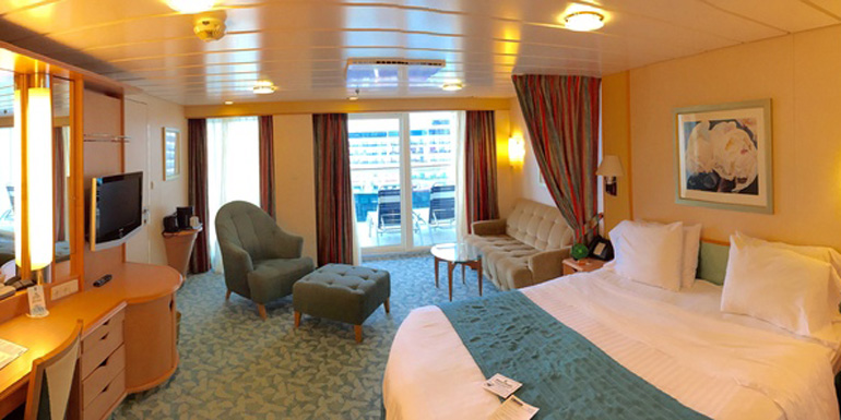 Best Line for Suites - Royal Caribbean