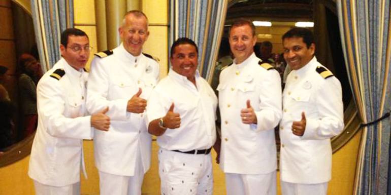 Best Line for Service and Staff - Disney Cruise Line