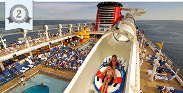 disney cruise line best onboard activities
