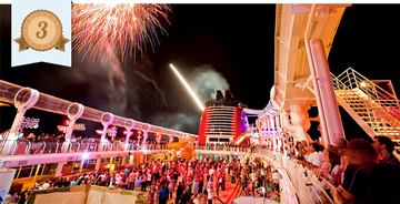 disney best cruise line