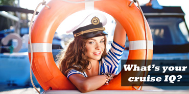 Quiz: What is your cruise IQ?