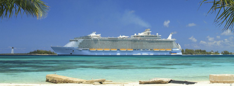 Which cruise ship is the largest and longest?