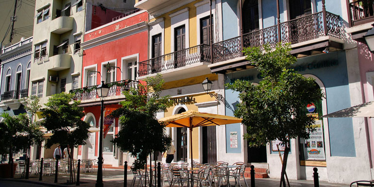 old san juan tour restaurant