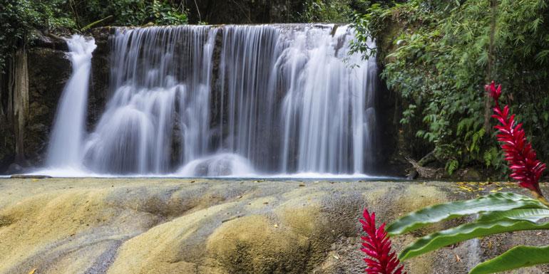 ys falls st elizabeth parish jamaica