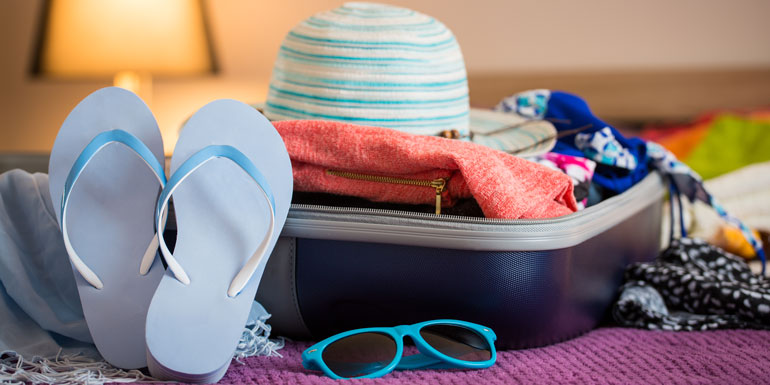 summer bag caribbean packing list