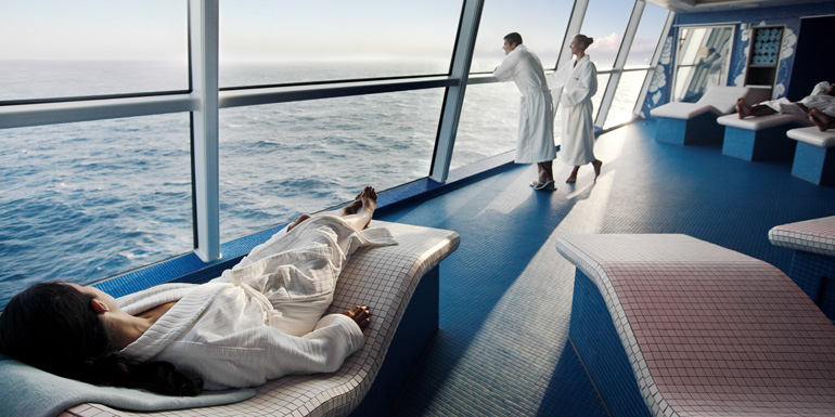 Which Cruise Lines Have A Coed Spa