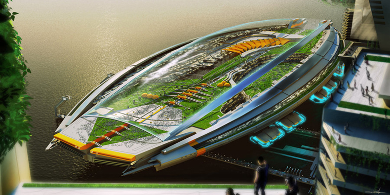 cruise ships of the future