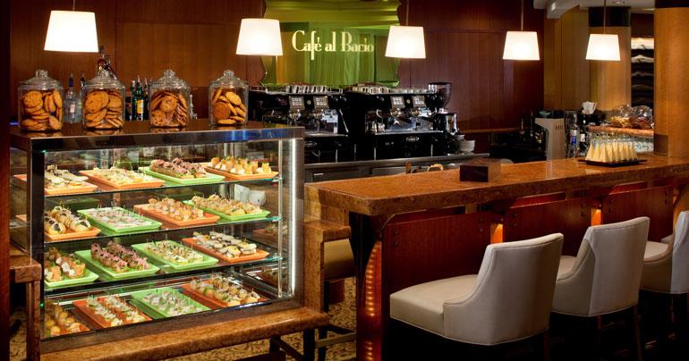 cafe belacio celebrity cruise ship ice cream