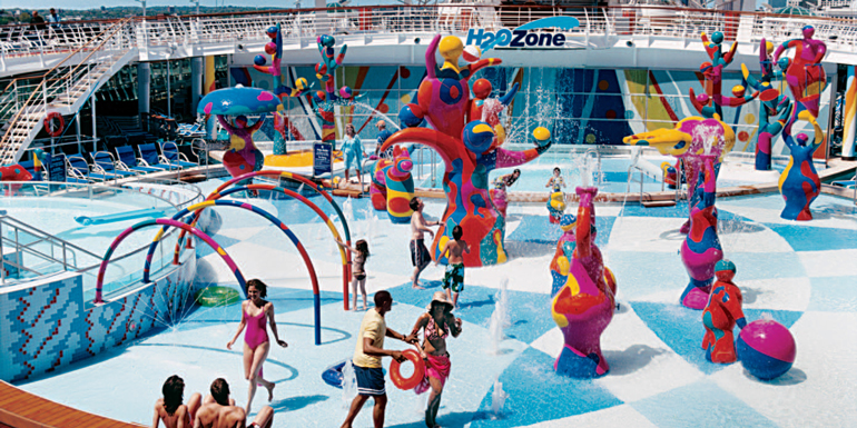 royal caribbean international kids clubs cruise
