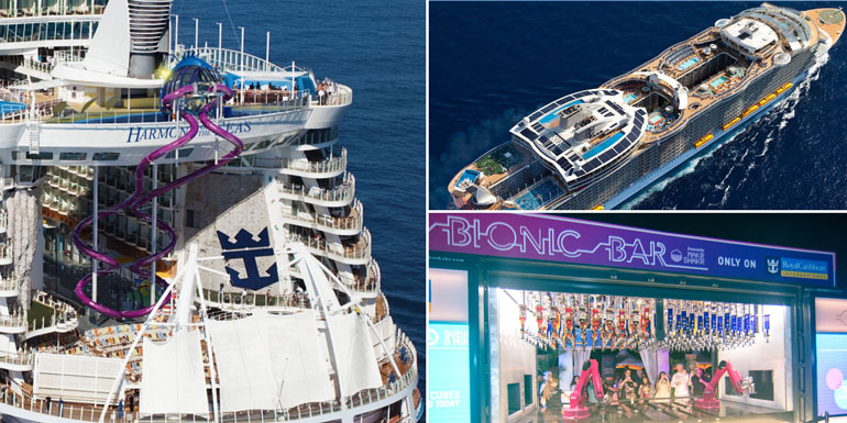 harmony new cruise ships 2016