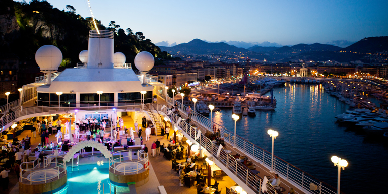 azamara white night
