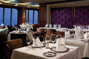 pinnacle grill on holland america line