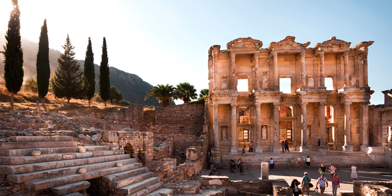 bucket list ephesus turkey