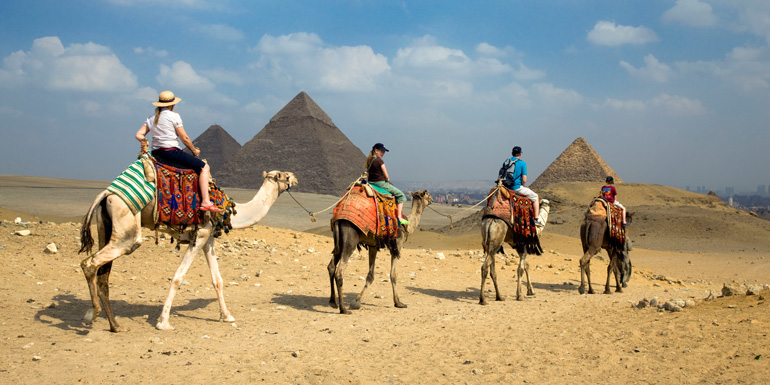 bucket list pyramids egypt