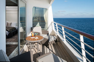 cruise cabins guide crystal serenity balcony