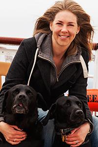 Cunard QM2 Kennel Gemma Whitehouse