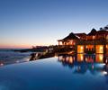 The infinity pool at Esperanza Resort