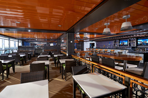 flamingo bar and grill norwegian getaway