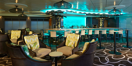 Sugarcane Mojito Bar on Norwegian Getaway