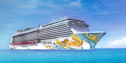 new cruise ships 2014 norwegian getaway
