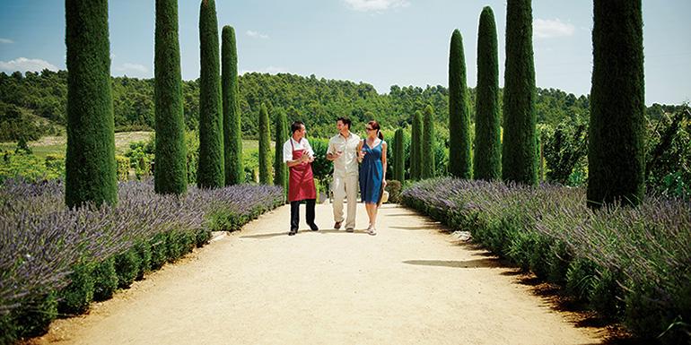 Silversea's wine cruise visit Tuscany