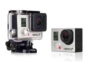 waterproof camera gopro hero 3+