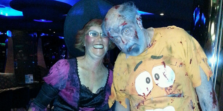 halloween costume party cruise ship