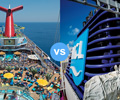 carnival vs norwegian ncl smackdown cruise