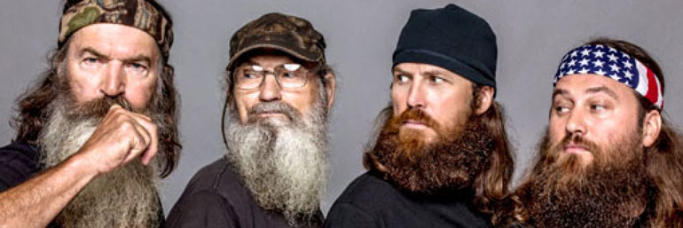 Duck Dynasty Cruise: See the Robertsons on the one cruise that makes camouflage look cool.