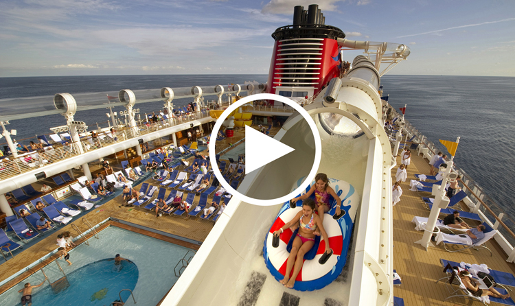 The 5 Craziest Cruise Ship Water Slides Huffpost