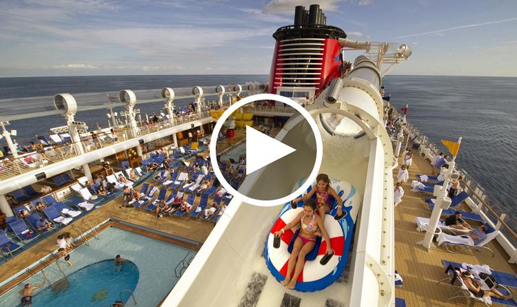 6 Craziest Cruise Ship Water Slides