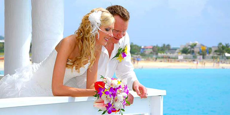 crystal cruises in port weddings