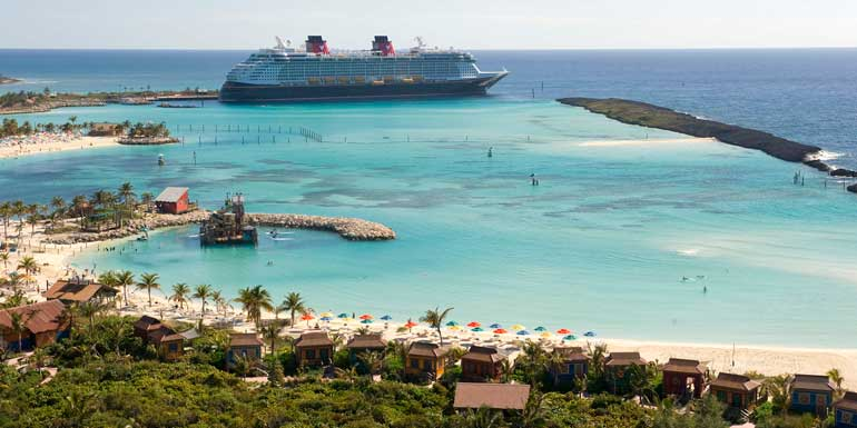 what to do castaway cay cruise