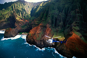 Best Napali Coast Helicopter Tour