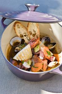 monte carlo stew in pot