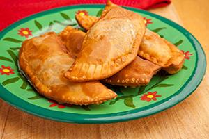 Empanadas san juan puerto rico
