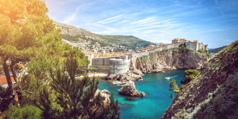 dubrovnik cruise kings landing game thrones