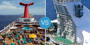 eastern vs western caribbean cruise beaches