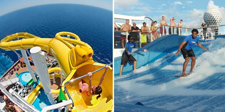 Carnival Vs Royal Caribbean Smackdown
