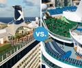 celebrity royal caribbean cruise smackdown