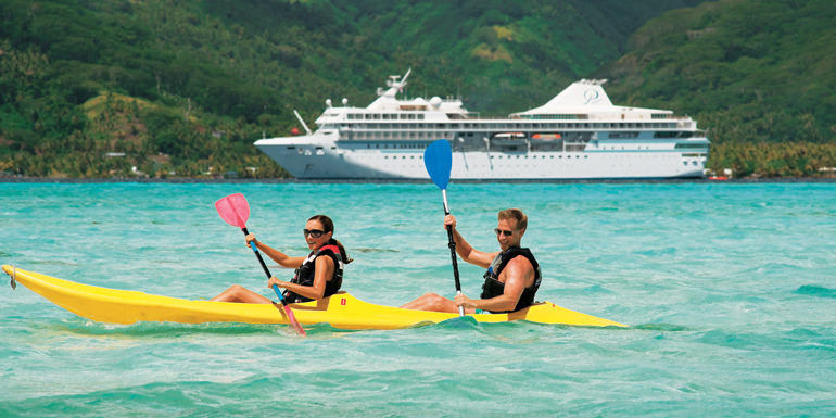 paul gauguin best cruise line romance
