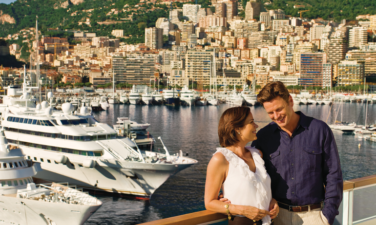 best cruise line for couples seabourn
