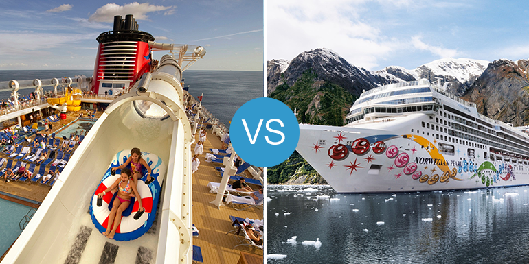 Disney Vs Norwegian Smackdown - Best cruise ship for kids