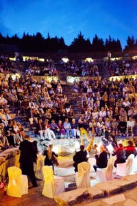Azamazing Evenings Event Ephesus