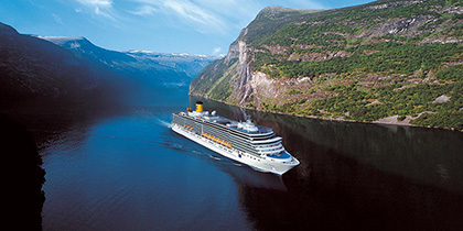 Costa cruises review cruise ship Deliziosa