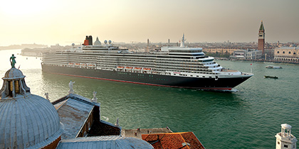 cunard line review qe2 cruise ship