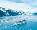 Coral Princess in Alaska