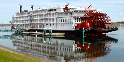 american empress queen steamboat